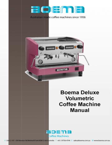 User Manual - Comkit Online | VOLUMETRIC PRE INFUSION.pdf